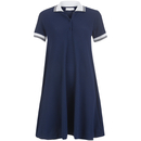 2NDDAY Women's Polaris Dress - Navy Blazer