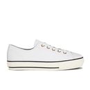 Converse Women's Chuck Taylor All Star High Line Craft Leather Flatform Ox Trainers - White/Egret