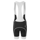 Primal Women's Onyx Prisma Bib Shorts - Black/White