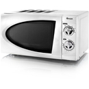 Swan SM3090N Manual Microwave - White - 800W