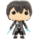 Sword Art Online Kirito  Blue Sword Pop! Vinyl  Figure