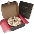 Gourmet Chocolate Pizza Co. Crunchy Munchy Mini Chocolate Pizza