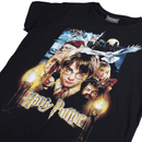 Harry Potter & Friends Women's T-Shirt - Black