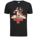 Rambo 3 Men's T-Shirt - Black