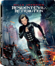 Resident Evil: Retribution - Limited Edition Steelbook (UK EDITION)