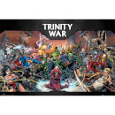 DC Comics Trinity War - 24 x 36 Inches Maxi Poster