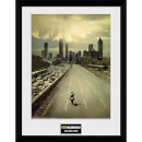 The Walking Dead Season One Framed Photograph