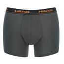 Head Men's 2-Pack Boxers - Charcoal