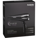 BaByliss Futura 2200 Hair Dryer - Black