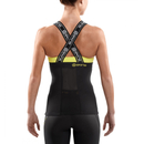 Skins DNAmic Women's Tank Top - Black/Limoncello