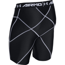 Under Armour Men's HeatGear Armour Compression Shorts - Black