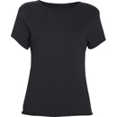 Under Armour Women's Studio Boxy Crew T-Shirt - Black