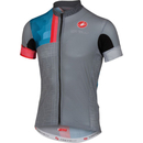 Castelli Rodeo Short Sleeve Jersey - Grey