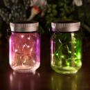 Solar Fairy Jars