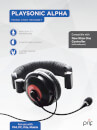 Prif PlaySonic Alpha Headset (PS4/PC)