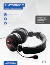 Prif PlaySonic 2 Wired Stereo Headset (PS4/PC/PS Vita)