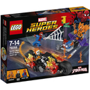 LEGO Superheroes: Spider-Man: Ghost Rider Team-up (76058)