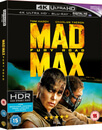 Mad Max - 4K Ultra HD