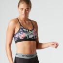 Myprotein 女子健身运动内衣 – 涂鸦图案