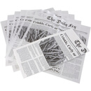 Eddingtons Chip Cone Chip Papers (Pack of 48)