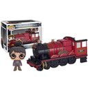 Harry Potter Hogwarts-Express Vehicle mit Harry Potter Funko Pop! Figur