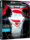 Batman v Superman : L'Aube de la Justice - 4K Ultra HD