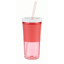 Contigo Shake & Go Tumbler with Straw (530ml) - Watermelon