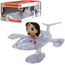 Wonder Woman Invisible Jet Pop! Vinyl Ride