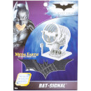 Bat-Signal Metal Earth Construction Kit