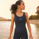 Myprotein Women's Triathlon Suit - Blue