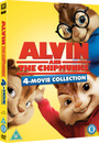 Alvin And The Chipmunks 1-4 Box Set