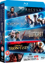 Blu-ray Starter Pack: Seventh Son, Dracula Untold, Outcast, Man With The Iron Fists 1 & 2
