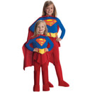 DC Comics Deluxe Girls' Supergirl Fancy Dress