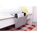 Bedside Pocket Felt Caddy - Grey