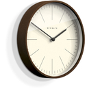 Newgate Mr. Clarke Wall Clock - Dark
