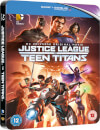 Justice League Vs Teen Titans - Zavvi UK Exclusive Limited Edition Steelbook (Limited to 1000 Copies)