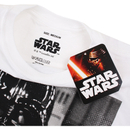 Star Wars Men's Vader Father Photo T-Shirt - White