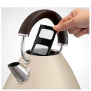 Morphy Richards 102101 Pyramid Premium Kettle - Sand