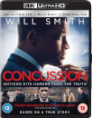 Concussion - 4K Ultra HD
