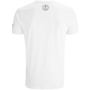 "T-Shirt Crosshatch ""Onsite"" -Homme -Blanc"
