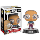 Figurine Pop! Star Wars: Le Réveil de la Force Maz Kanata