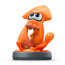 Inkling Squid (Orange) amiibo (Splatoon Collection)