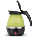 Gourmet Gadgetry Collapsible Travel Kettle - Green/Black - 0.8L