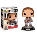 Star Wars EP VII Final Scene Rey w/Lightsaber Hilt Pop! Vinyl Figure