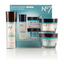 Boots No.7 Protect and Perfect Skincare System
