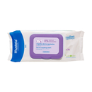 Mustela Dermo-Soothing Fragrance Free Diaper Wipes Pack of 70