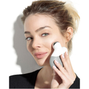 NUFACE MINI FACIAL TONING DEVICE - SILVER SPARKLE
