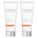 2x asap revitalising bodymoist 200ml