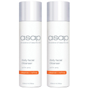 2x asap daily facial cleanser 200ml