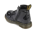 Dr. Martens Toddlers' 1460 I Patent Lamper Lace Up Boots - Black